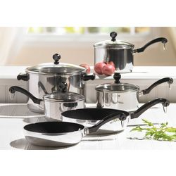 Farberware 10-pc. Classic Cookware Set