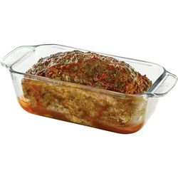 Libbey Baker's Basics Glass Loaf Dish