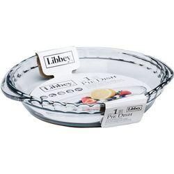 Libbey Glass Pie Dish