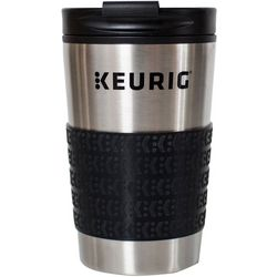 Keurig Stainless Steel Travel 12 oz. Mug