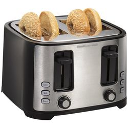 Hamilton Beach 24633 Extra-Wide 4 Slot Toaster