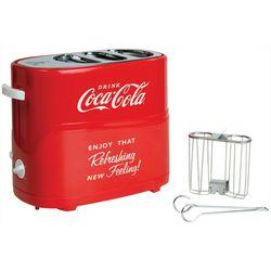Coca-Cola Pop-Up Hot Dog Toaster HDT600COKE