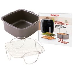 NuWave Brio Air Fryer Gourmet Accessory Kit
