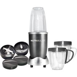 NutriBullet 8-pc. Silver Blender Set