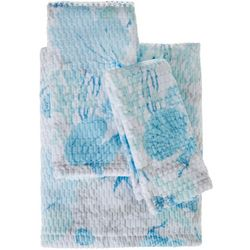 CHF Destinations Cove Bay Print Bath Towel Collection