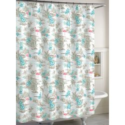 CHF Destinations Hawaiian Shirt Shower Curtain