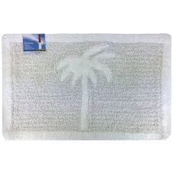 Arkwright Oceanic Palm Tree Bath Rug