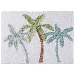 Christy Palm Tree Bath Rug