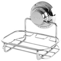 Bino Smart Suction Soap Dish Caddy