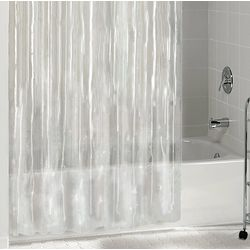Excell Home 2-pk. Medium Weight Peva Shower Curtain Liner