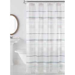 Excell Home Brandon Peva Shower Curtain