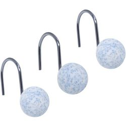 Excell Home Fashions Terrazzo 12-pc. Curtain Hook Set