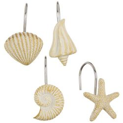 Croscill 12-pc. Ocean Grove Shower Hook Set