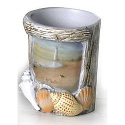 Creative Bath At the Beach Tumbler