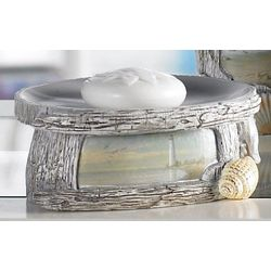 Creative Bath At the Beach Soap Dish