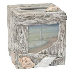 Creative Bath At the Beach Tissue Box