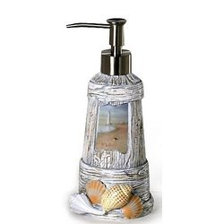 Creative Bath At the Beach Lotion Pump