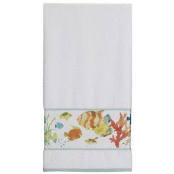 Creative Bath Rainbow Fish Bath Towel