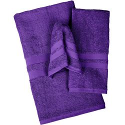 Hometown Value Cotton Bath Towel Collection