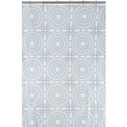 Haven by Homewear Aria Geo Shower Curtain