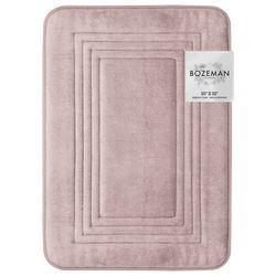 CHD Home Textiles Durham Memory Foam Bath Rug