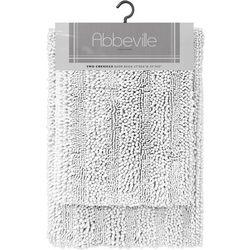 CHD Home Textiles 2-pc. Abbeville Chenille Bath Rug Set
