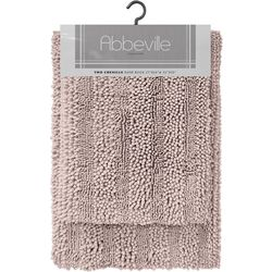 CHD Home Textiles 2-pc. Abbeville Chenille Bath Rug Set