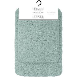 CHD Home Textiles 2-pc. Westbury Plush Bath Rug Set