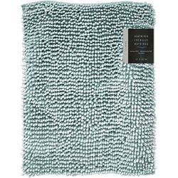 CHD Home Textiles Heathered Chenille Bath Rug