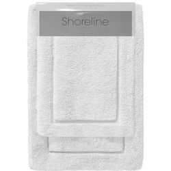 CHD Home Textiles 2-pc. Shoreline Cotton Bath Rug Set