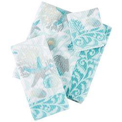 Coastal Home Sea Party Bath Towel Collection