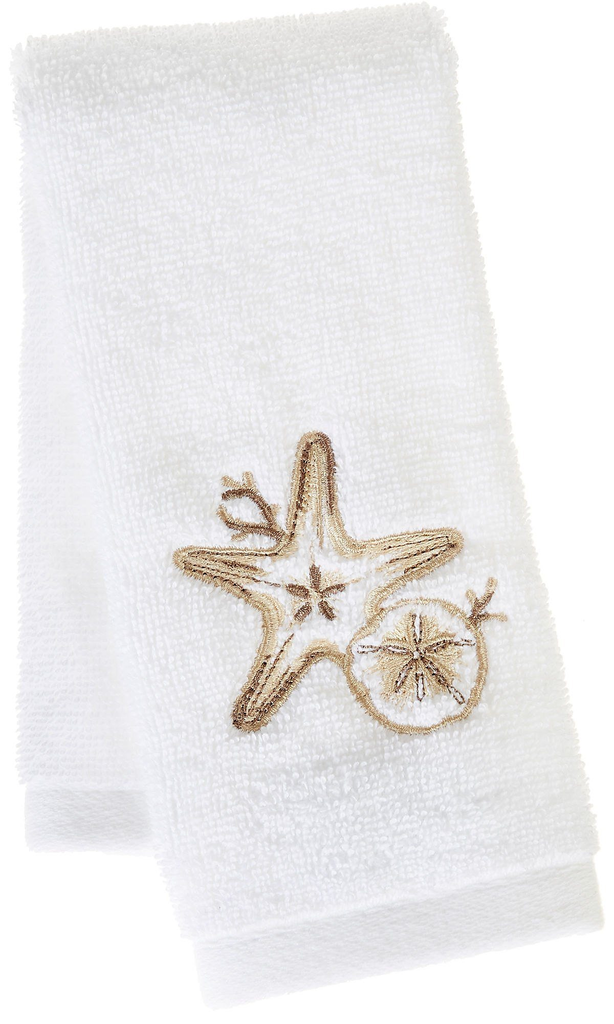Details About Coastal Home Embroidered Sag Harbor Bath Towel Collection