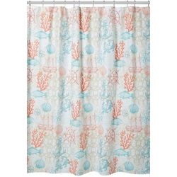 Coastal Home Starboard Shower Curtain