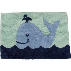 Saturday Knight Set Sail Bath Rug