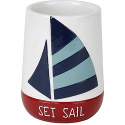 Saturday Knight Set Sail Tumbler