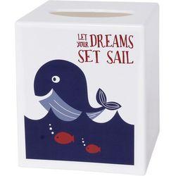 Saturday Knight Set Sail Tissue Dispenser