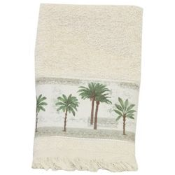 Bacova Citrus Palm Border Towel Collection