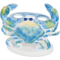 Bacova Sea Life Serenade Crab Toothbrush Holder