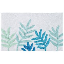 Panama Jack Signature Collection Cascading Leaves Bath Mat