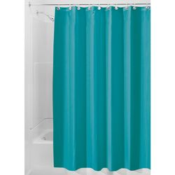 Interdesign 2-in-1 Shower Curtain & Liner