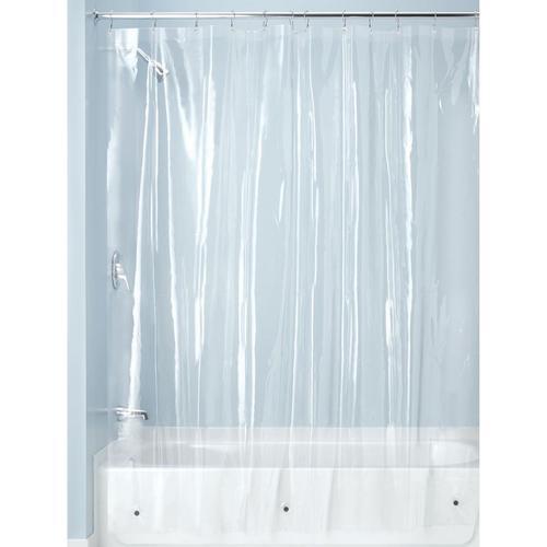 Interdesign 3 Gauge PEVA Shower Curtain Liner