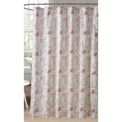 Coastal Home Caspian Sea Shower Curtain