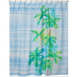 Coastal Home Bora Bora Shower Curtain