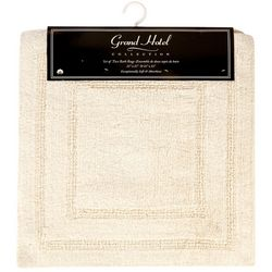 Grand Hotel Collection 2-pc. Tranquil Bath Rug Set