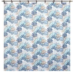Panama Jack Sea Collection Shower Curtain