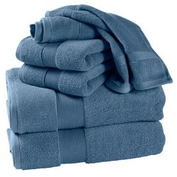 Westport Home 6-pc. Ringspun Towel Set