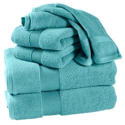Westport Home 6-pc. Ringspun Towel Set