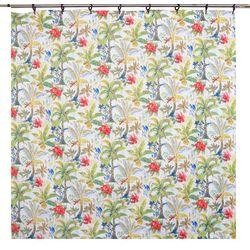 Panama Jack Matisse Palm Shower Curtain