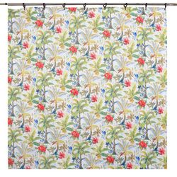 Panama Jack Matisse Palm Shower Curtain