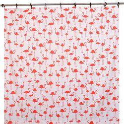 Panama Jack Flamingo Shower Curtain